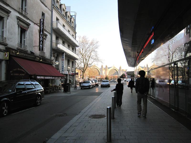 フランスへGO♪♪^^♪♪ 〜トゥールへ→サン・ガディアン大聖堂〜_f0119369_1118675.jpg