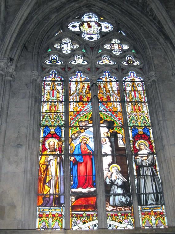 フランスへGO♪♪^^♪♪ 〜トゥールへ→サン・ガディアン大聖堂〜_f0119369_1183519.jpg