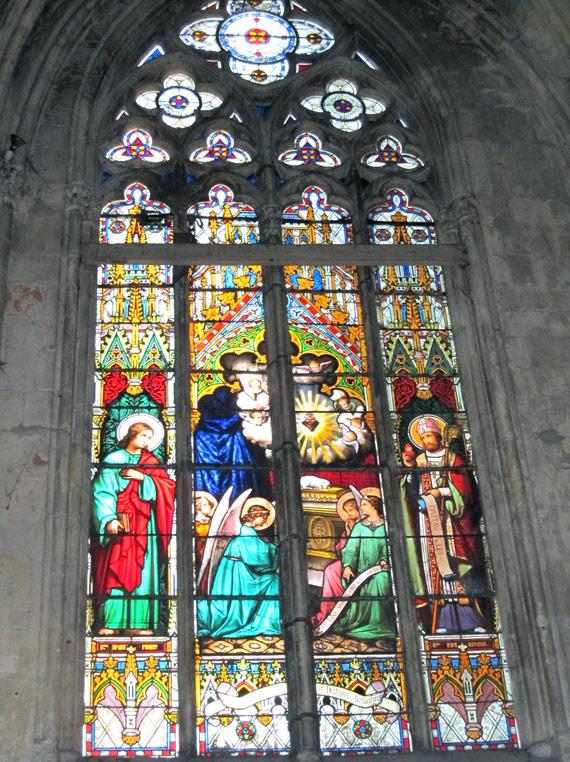 フランスへGO♪♪^^♪♪ 〜トゥールへ→サン・ガディアン大聖堂〜_f0119369_1185257.jpg
