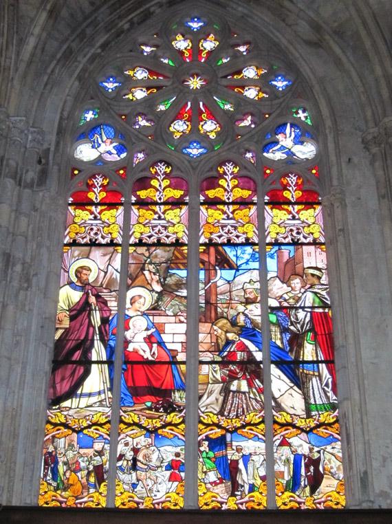 フランスへGO♪♪^^♪♪ 〜トゥールへ→サン・ガディアン大聖堂〜_f0119369_1191256.jpg