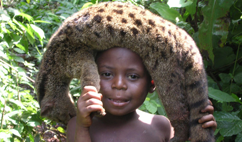 「アフリカ・ピグミーの森へ」チャリティトーク&コンサート_e0030586_2032187.jpg