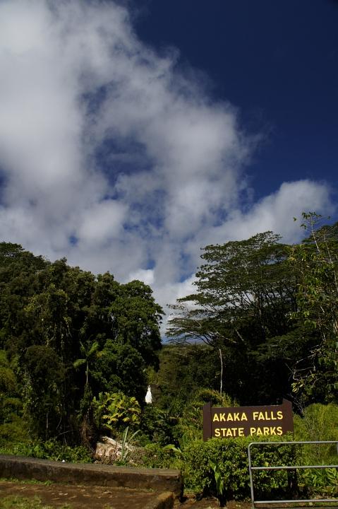 ハワイ島旅行記2010 ー4日目・ハワイ島ほぼ1周ドライブ後半(その2:アカカと虹とホノムの町)- _f0189086_19362273.jpg