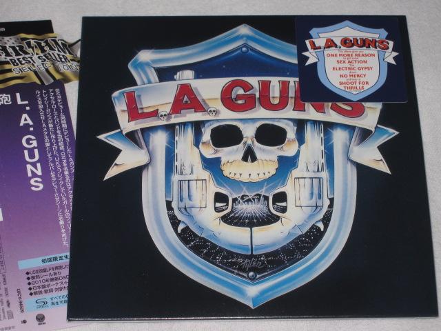 L.A.GUNS / 砲 (紙ジャケ)_b0042308_23292046.jpg
