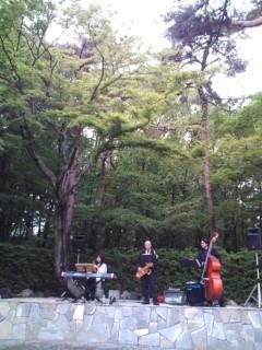 森の中でJazz_d0049817_16582870.jpg