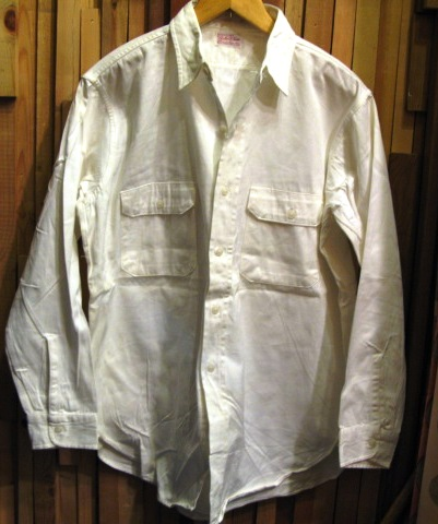 5/29(土)入荷!50\'S ヘラクレス Luster Chino WORK SHIRTS! _c0144020_17224577.jpg