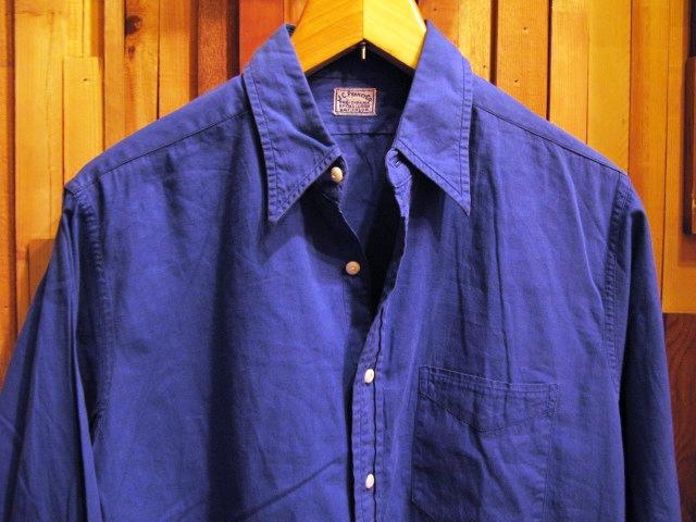 5/29(土)入荷!30-40'S JC PENNY CO ドレスシャツ!_c0144020_1725227.jpg