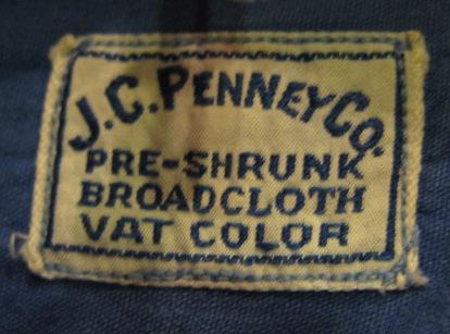 5/29(土)入荷!30-40'S JC PENNY CO ドレスシャツ!_c0144020_17253199.jpg