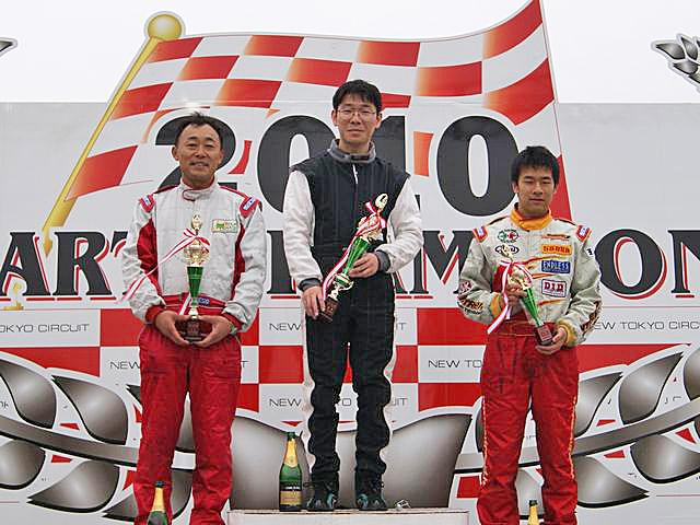 平日レース『オープン100クラス』【2010.5.26】_c0224820_121530.jpg