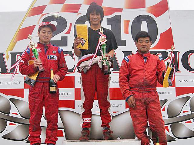 平日レース『オープン125クラス』【2010.5.26】_c0224820_12292059.jpg