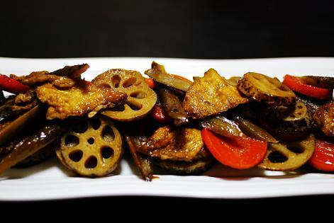 いつもの料理にちょっとした工夫の夕食レシピ ベストアイディア賞受賞。_a0154192_21373874.jpg