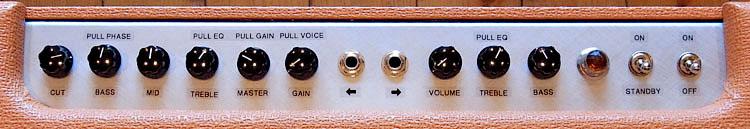 艶やかな「Orange Tolexのsamamp CA 45」が入荷!_e0053731_2114040.jpg