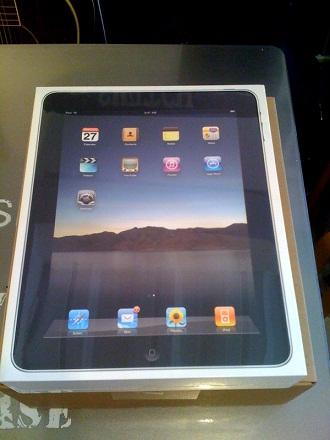 I got iPad !_c0217853_1604163.jpg