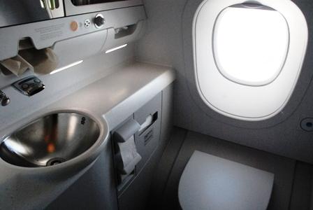 ルフトハンザ エアバスA380のビジネスクラス_b0053082_3235374.jpg