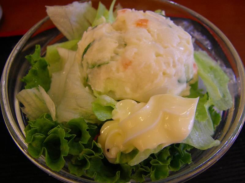 めしや食堂    赤川店_c0118393_18594740.jpg