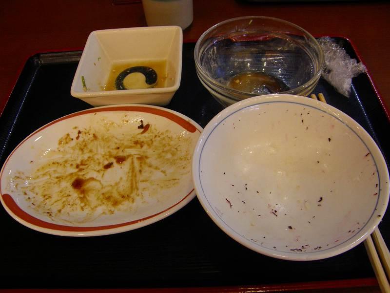めしや食堂    赤川店_c0118393_19125213.jpg