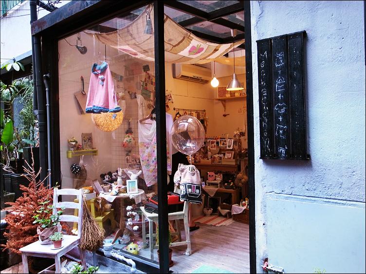 坐坐──創意的小店Mechacucha_c0073742_21405099.jpg