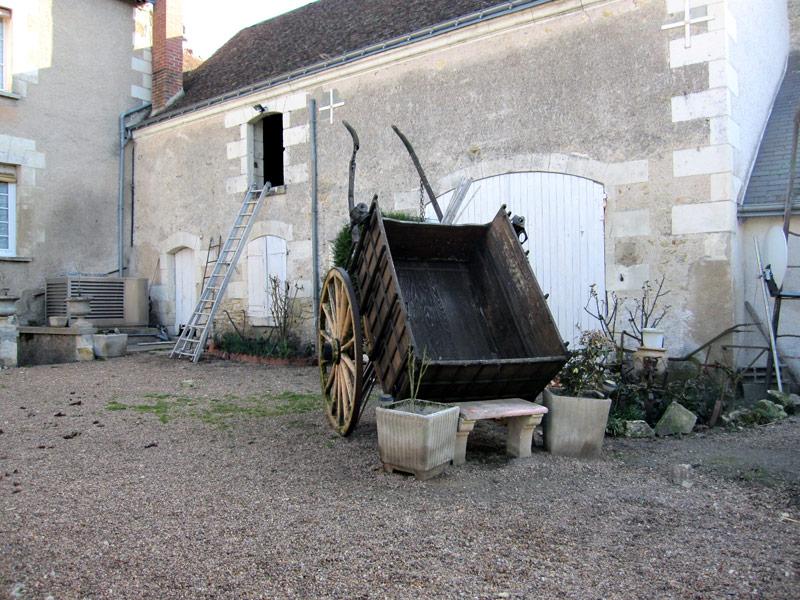 フランスへGO♪♪^^♪♪ 〜アンボワーズ城とワイン^^〜_f0119369_1153852.jpg