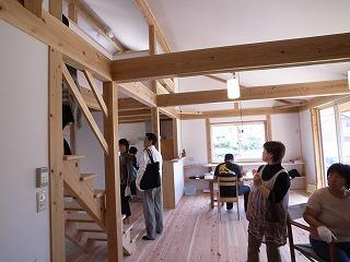 「上池町の家」 完成見学会 (1)_f0059988_2152948.jpg
