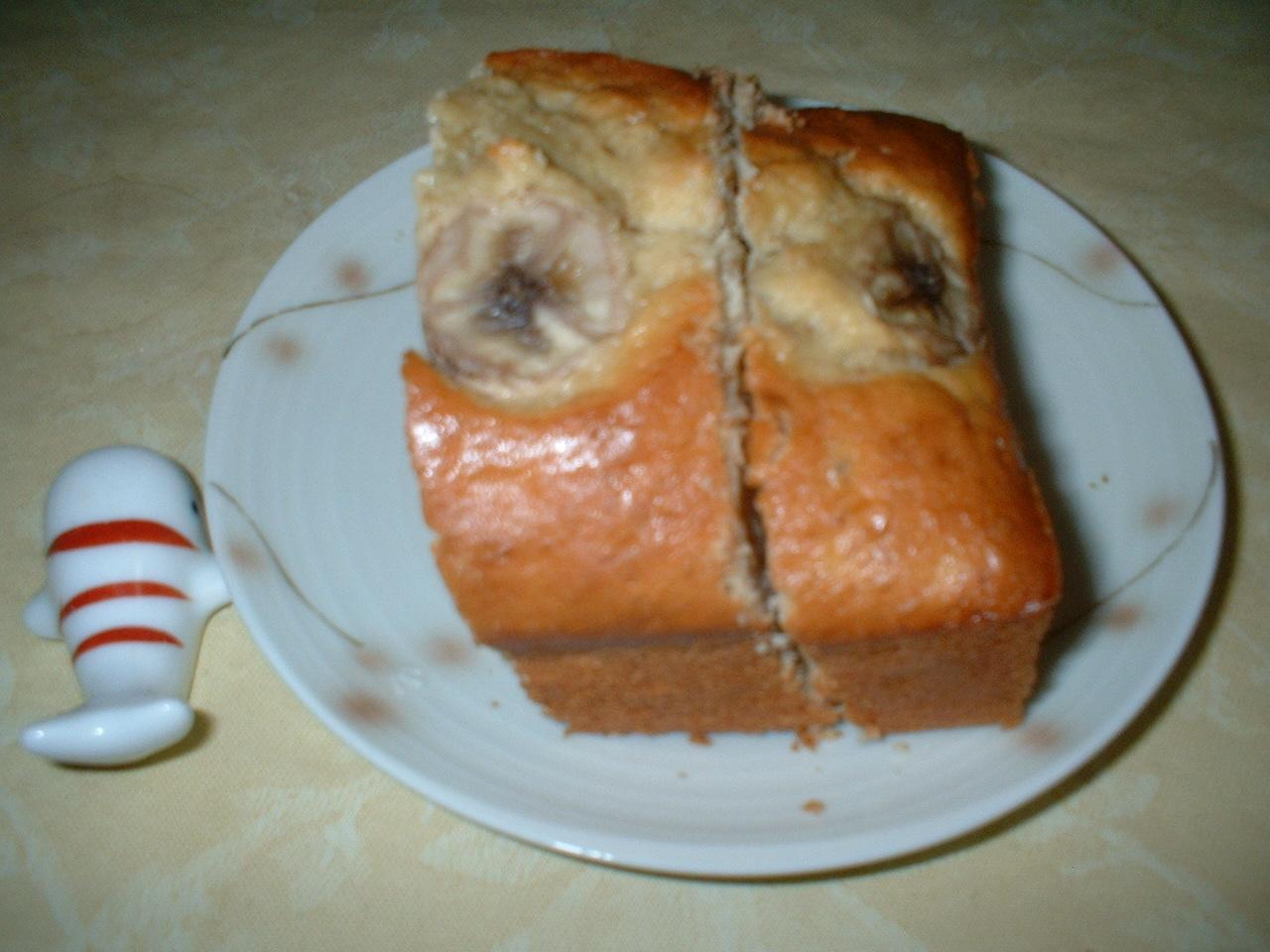栗原 はるみ バナナ パウンド ケーキ
