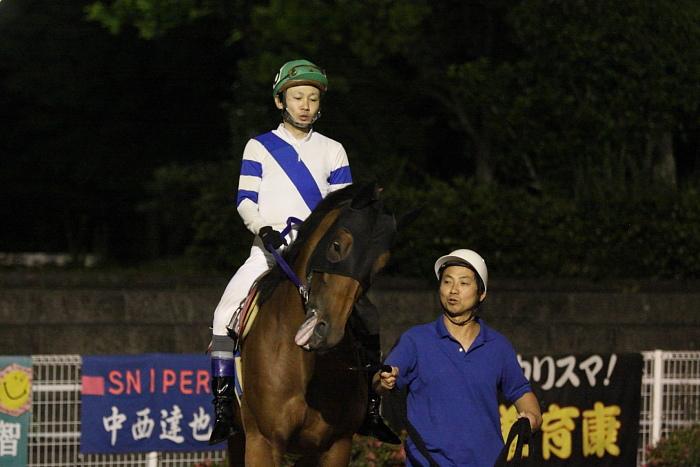 2010年5月30日(日) 高知競馬 9R 室戸びわ特別 C1-1 選抜馬_a0077663_2240134.jpg