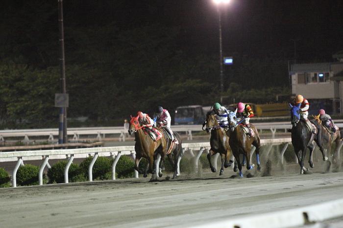 2010年5月30日(日) 高知競馬 9R 室戸びわ特別 C1-1 選抜馬_a0077663_22404453.jpg