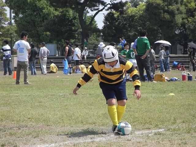 小学生 ラグビーフットボール大会_c0150963_10511448.jpg