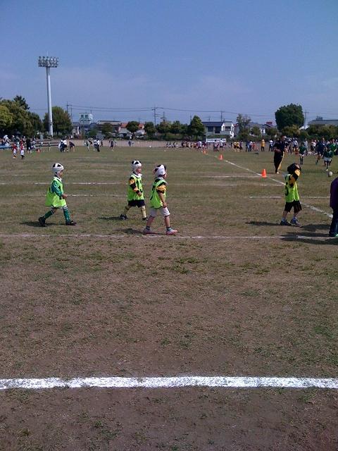 小学生 ラグビーフットボール大会_c0150963_10512750.jpg