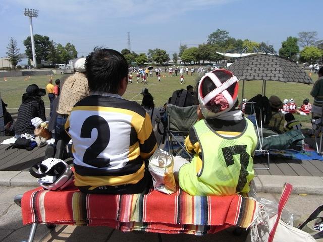 小学生 ラグビーフットボール大会_c0150963_10513774.jpg
