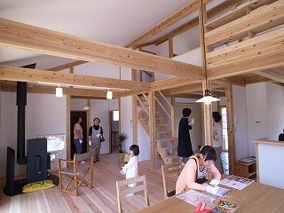 「上池町の家」 完成見学会 (1)_f0059988_825783.jpg