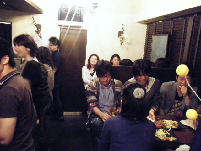 miumiu第33回大コンパ大会~・カミセン_a0050302_322391.jpg