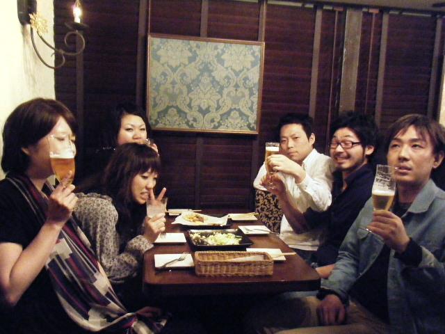 miumiu第33回大コンパ大会~・カミセン_a0050302_3224571.jpg