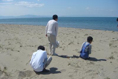 5/29明和町の大淀浜へ行きました!_a0154110_13365612.jpg