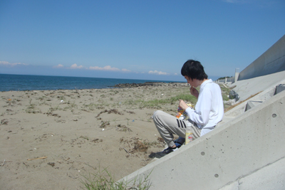 5/29明和町の大淀浜へ行きました!_a0154110_13371084.jpg
