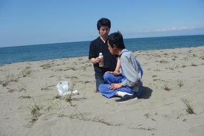 5/29明和町の大淀浜へ行きました!_a0154110_1337314.jpg