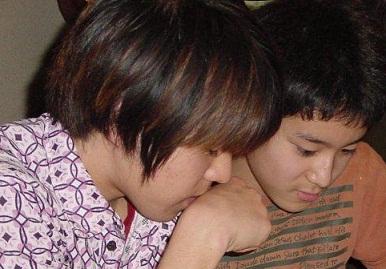 婚約者を伴い訪れてくれた10年来の友人はかつての息子の家庭教師_d0148223_17372337.jpg