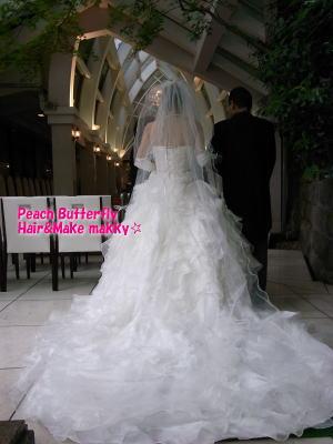 山の上ホテルの花嫁 _c0043737_17224121.jpg