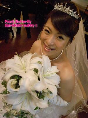 山の上ホテルの花嫁 _c0043737_17451626.jpg