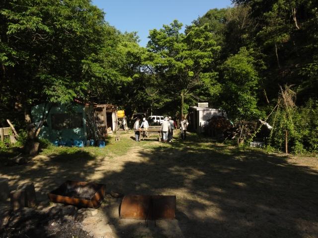 第2回「中孝子地区住民とみさき里山クラブの交流会」_c0108460_1174531.jpg