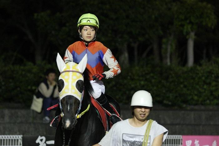 2010年5月29日(土) 高知競馬 9R 高知ぼうしパン特別 C2-1 選抜馬_a0077663_2181847.jpg