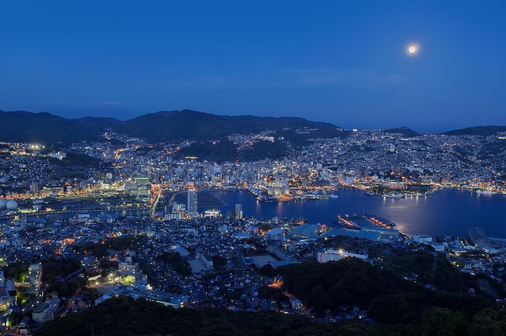 長崎の夜景 1_f0018464_2052840.jpg