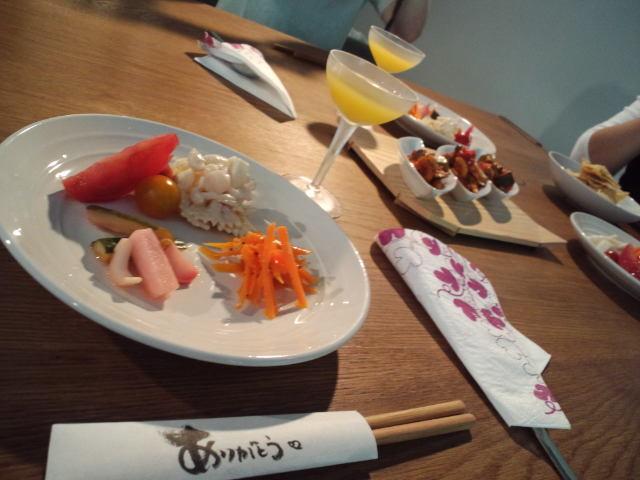 野菜ソムリエカナコのランチ☆麻布十番 期間限定店_c0151965_17241321.jpg