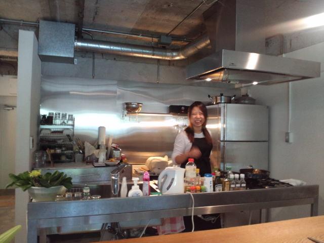 野菜ソムリエカナコのランチ☆麻布十番 期間限定店_c0151965_17241352.jpg