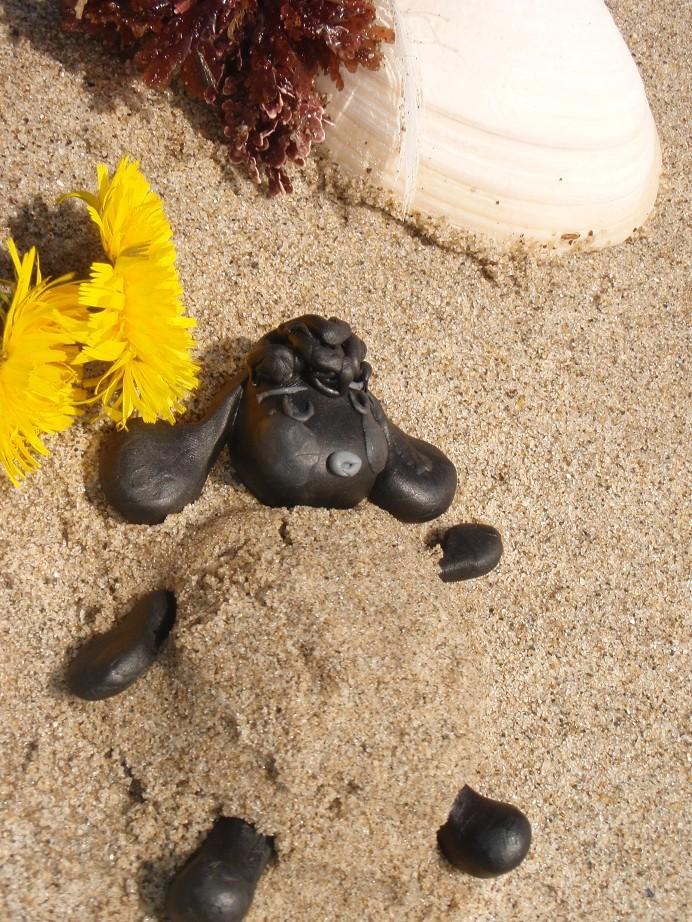なつおさん、砂に抱かれて。。。♪ ~素敵な週末の過ごし方~_f0096569_21395294.jpg