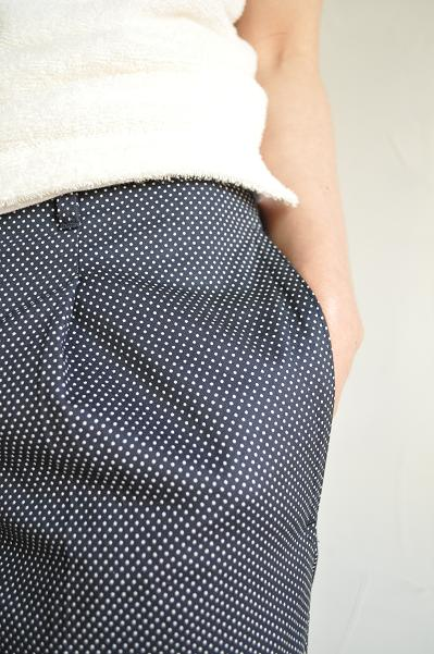 HAVERSACK Polka Dots Pants