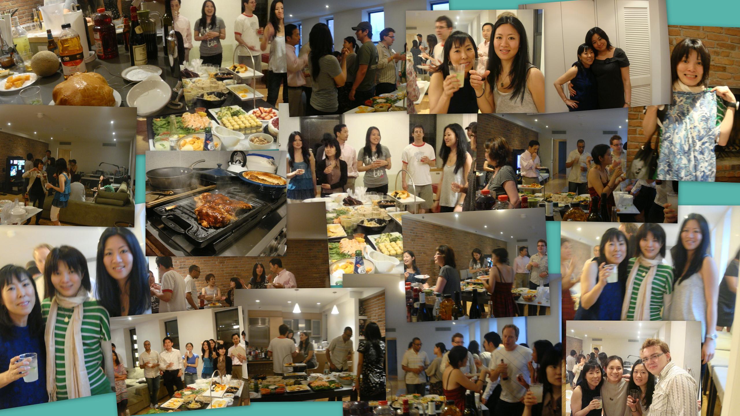 NY de Volunteer's Party! _b0130809_0375555.jpg