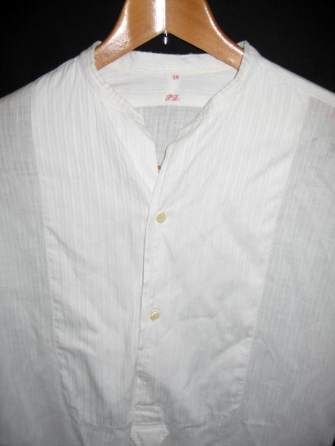 フランスのヴィンテージシャツ_f0226051_202464.jpg