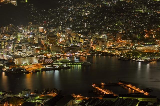 長崎の夜景 2_f0018464_20341316.jpg
