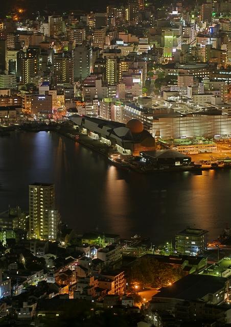 長崎の夜景 2_f0018464_20342557.jpg