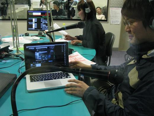 弘前FMアップルウェーブに出演!!_c0216068_11125822.jpg