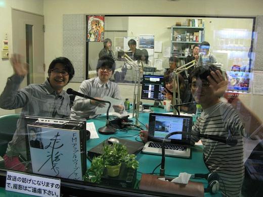 弘前FMアップルウェーブに出演!!_c0216068_11133192.jpg